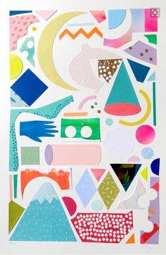 Artist study - Beci Orpin