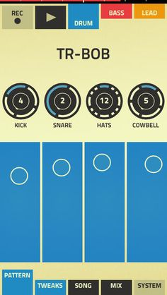 Figure By Propellerhead Software AB  An awesome ipad app for beat making