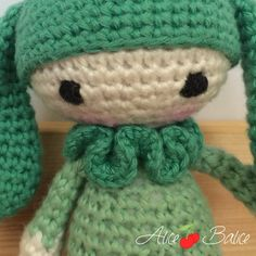 Tiny Lalylala | amigurumi crochet | tuto crochet gratuit Crochet Amigurumi, Alice, Panda, Hello Kitty, Bunny, Barbie, Couture, Blog, Animals