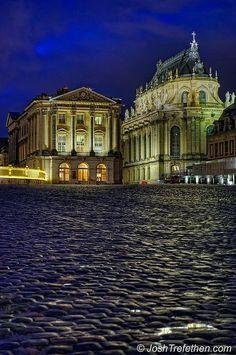 Versailles Palace - Paris by JoshTrefethen.com