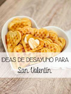 Ideas de desayuno para San Valentín
