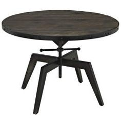 Modway EEI1209BLK Coffee and Cocktail Tables