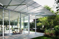 NEW GLASS HOUSE: Glasshouse. 5/7/2012 via Desire to Inspire