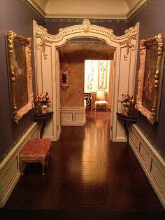 Thorne Miniature Rooms   Flickr - Photo Sharing!