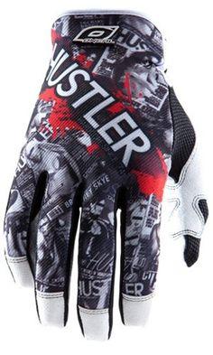 2015 O'Neal Jump Hustler MX Dirt Bike Off-Road ATV Quad Motocross Gloves