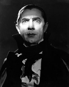 Dracula (1931)  Béla Lugosi as Count Dracula...My brother and I watched classic horror movies every Friday night when we were kids.
