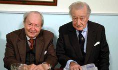 """Last of the Summer Wine (BBC) """"Clegg"""" (Peter Sallis) and """"Truly"""" (Frank Hornton) Bbc Tv Shows, Comedy Tv Shows, Bbc Tv Series, British Tv Comedies, Classic Comedies, British Comedy, British Slang, British Humor, Peter Sallis"""