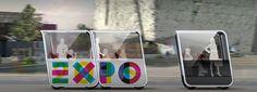 Self-Driving Car Swarms! | Yanko Design