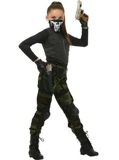 cute army costumes for preteens - Google Search