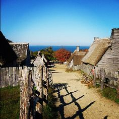 Plimoth Plantation! Photo by Tim Grafft/MOTT #massachusetts #visitma #travel