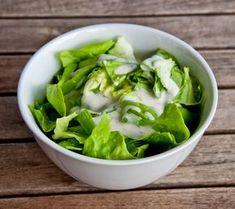 Rezept: Saure Sahne Dressing - perfekt zu Blattsalat   Frag Mutti