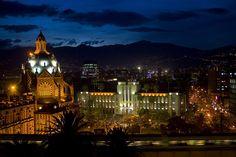 """Medellin at night 1"" by Jorge Iván Vasquez"