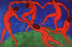 Анри Матисс, Танец.