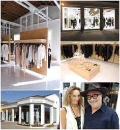 Simple, organic, pure — H. Lorenzo Women debuts major renovations. (http://www.apparelnews.net/news/2014/may/29/h-lorenzos-new-look/) #Simple #Organic #Pure #HLorenzo #Retail #Renovations #Womens #Boutique #Womenswear #ApparelNews
