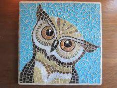 Bilderesultat for mosaikk owl Mosaic Art, Mosaic Tiles, Mosaic Stepping Stones, Owl Art, Australian Artists, Artwork, Pictures, Inspiration, Image