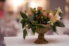 Our Favourite Centrepieces For Wedding Tables – Vases, Vessels, Urns, Churns - available from www.theweddingofmydreams.co.uk @theweddingomd