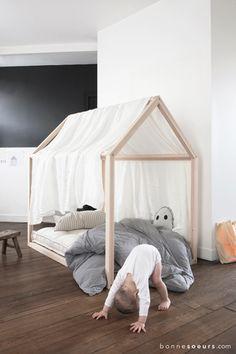 Bonnesoeurs Design Lit Maison Galerie Ambiance Fantome Vignette