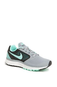Mint & Gray Nikes