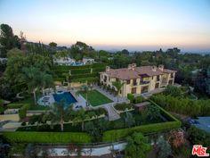 1141 SUMMIT DRIVE, BEVERLY HILLS, CA 90210 — Real Estate California