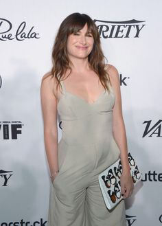 Kathryn Hahn Photos - Actress Kathryn Hahn attends Variety and Women in Film's Pre-Emmy Celebration at Gracias Madre on September 2016 in West Hollywood, California. - Variety and Women in Film's Pre-Emmy Celebration - Arrivals Girl Celebrities, Beautiful Celebrities, Beautiful People, Celebs, Jill Hennessy, Kathryn Hahn, Sexy Women, Transparent Dress, Vanity Fair Oscar Party