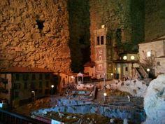 #Presepe #Presepio at Sacred Mountain of Varese, #Italy
