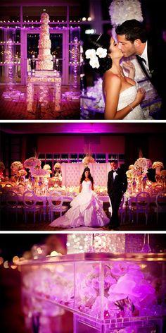Glamorous Wedding Cakes from ElegantFeatured Photographer: Alain Martinez