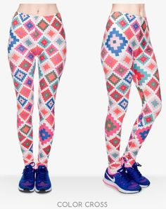 2a20d5de Girls Funny Leggin 3D Different Cute Cats Printed Leggings Women High Waist  Leggings Pant With Stretched