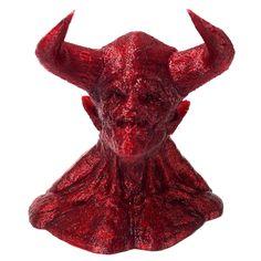 Diablo by Ola Sundberg  #3dprinting #3dprinted #sculptures