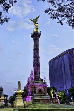 Angel de la Independencia.