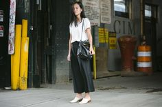 New York Fashion Week NYFW Street Style RyanKibler / Maria Van Nguyen