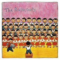 The Raincoats- The Raincoats (1979)