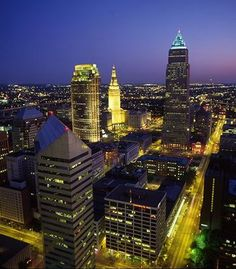Home Sweet Home ~ Cleveland, Ohio ~ GO BROWNS!!!