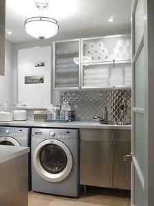 and boy do I need a nicer laundry room