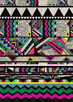 "Curioos.com   ""FIESTA"" by Kris Tate (United Kingdom) - RECTO - VERSO"