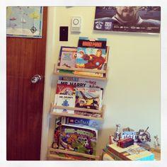 Crafty Kris: Easy Bookshelves for Kids' Rooms