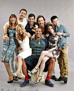 Grimm Cast :)
