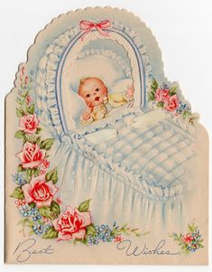 ~SWEET OLD BABY CARDS~ I dearly love vintage graphics and if you've followed my Blog for any time at all you know that! :) I especially lo...