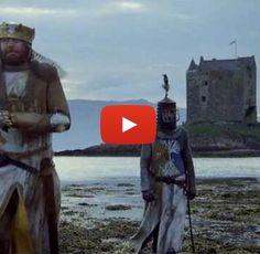 "If ""Monty Python and the Holy Grail"" were an epic historical drama (video link)"