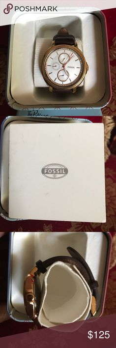 Host Pick! Fossil Watch Fossil Watch: The Pelican Fossil Accessories Watches