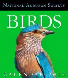 2015 Audubon Calendars are here!