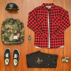 Shop This Look - Whats New | Culture Kings Online Store