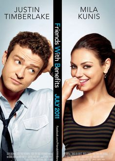 Friends with Benefits. Hilarious!