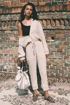 Nanushka Resort 2019 New York Collection - Vogue