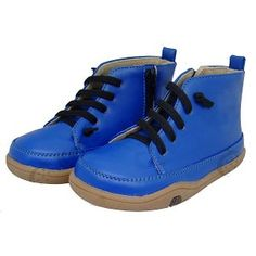 Kaka Tree - Stompin Boots (Blue)