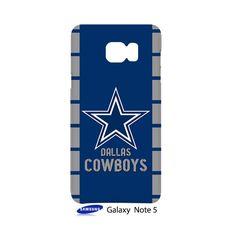 Dallas Cowboys Samsung Galaxy Note 5 Case Cover Wrap Around