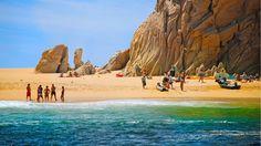 Conoce las mejores playas de #LosCabos