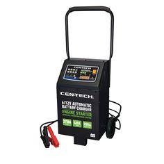 HeavyDuty 6/12 Volt Battery Charger/Starter Automotive