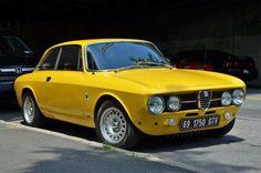 1967 Alfa Romeo 1750 GT Veloce (GTV)