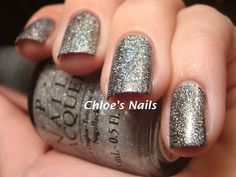 Holiday sparkle @Choloe's Nails