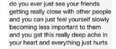YESS!! That happens to me but not all the time